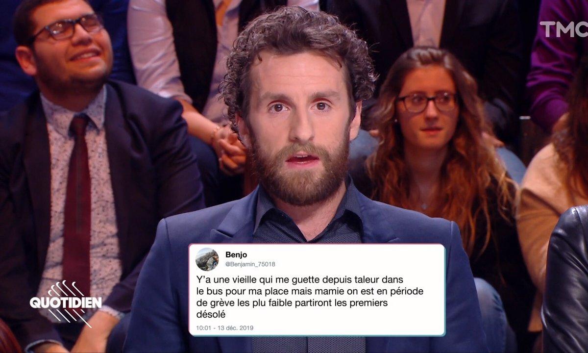 La revue de presse des haters : Miss France et la grève (Pablo Mira)