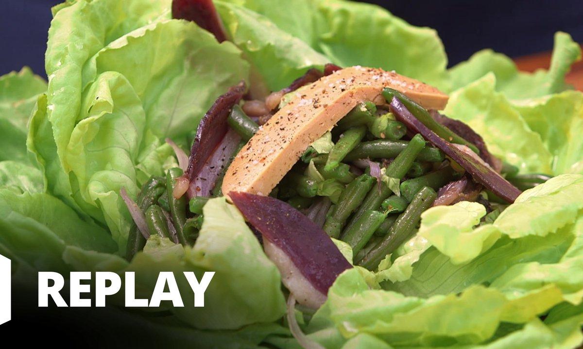 La salade périgourdine