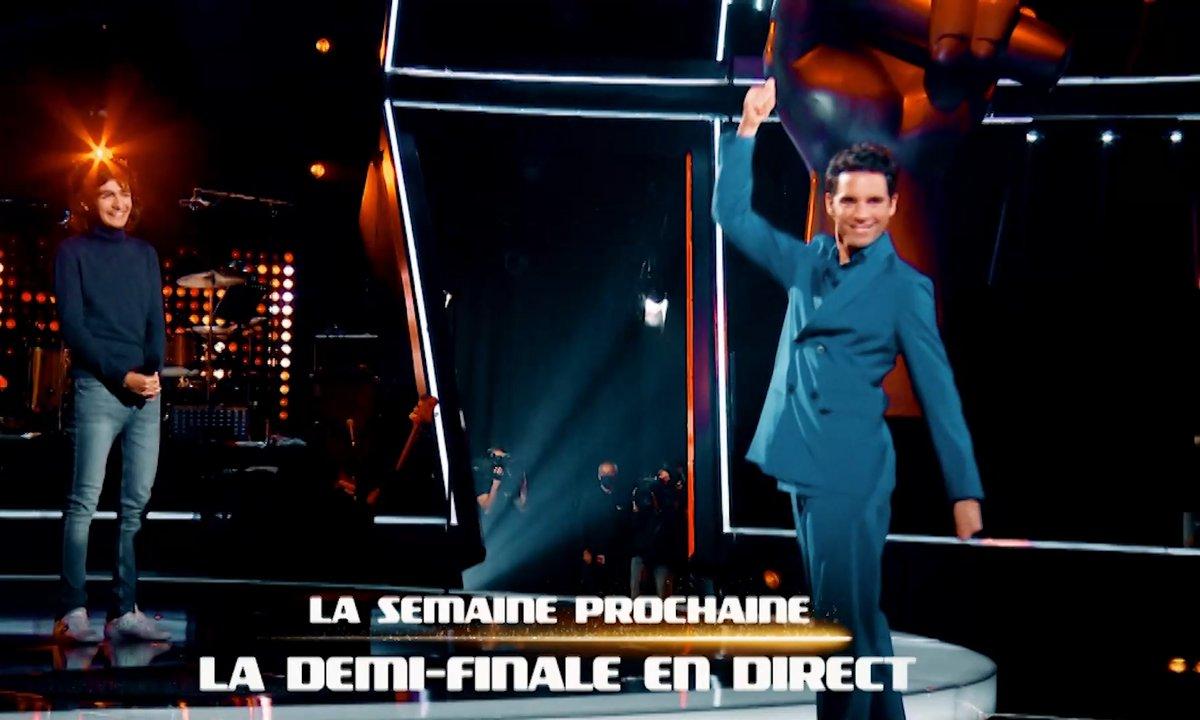 The Voice All Stars - La semaine prochaine, place à la demi-finale en direct