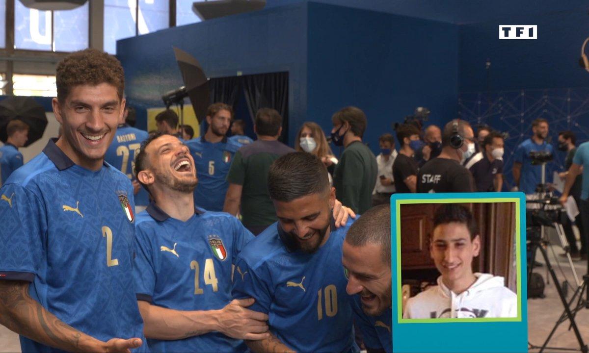 Quiz : Devinez qui sont ces joueurs italiens bébé !
