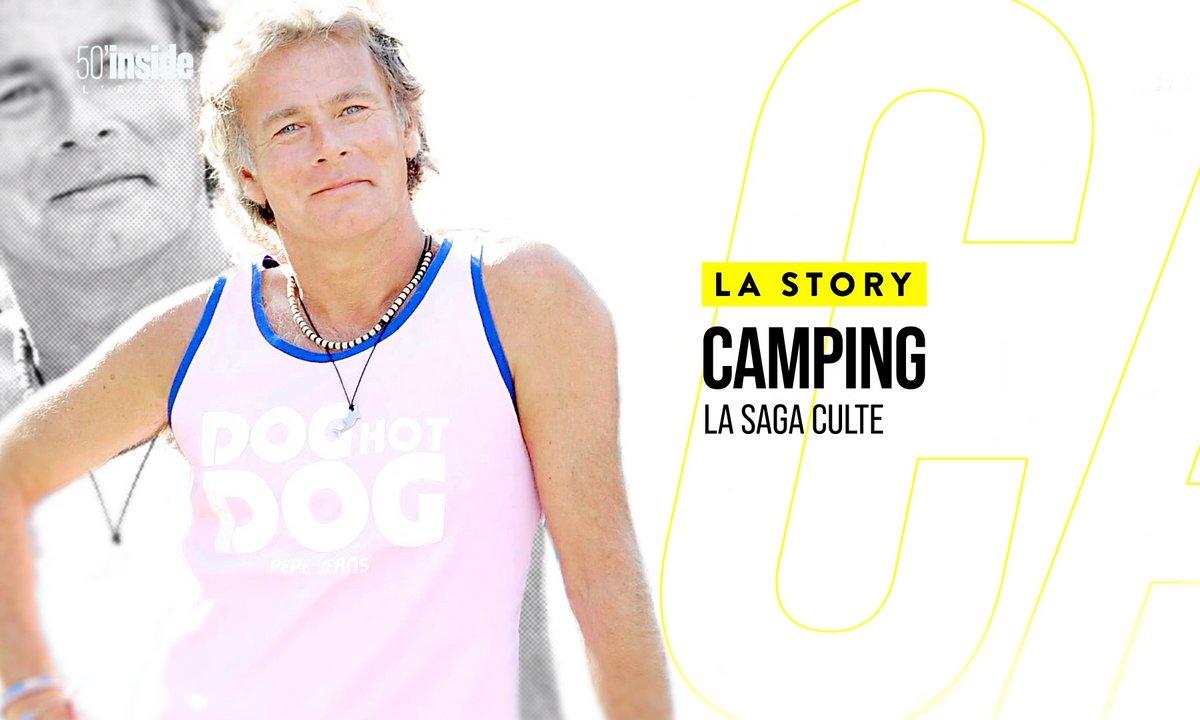 La Story : Camping, histoire d'une saga culte