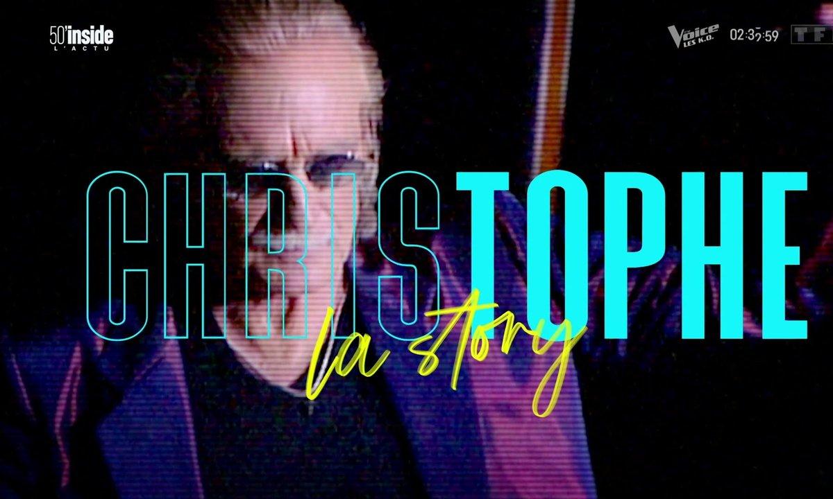 La story : Christophe, l'idole de la jeune génération
