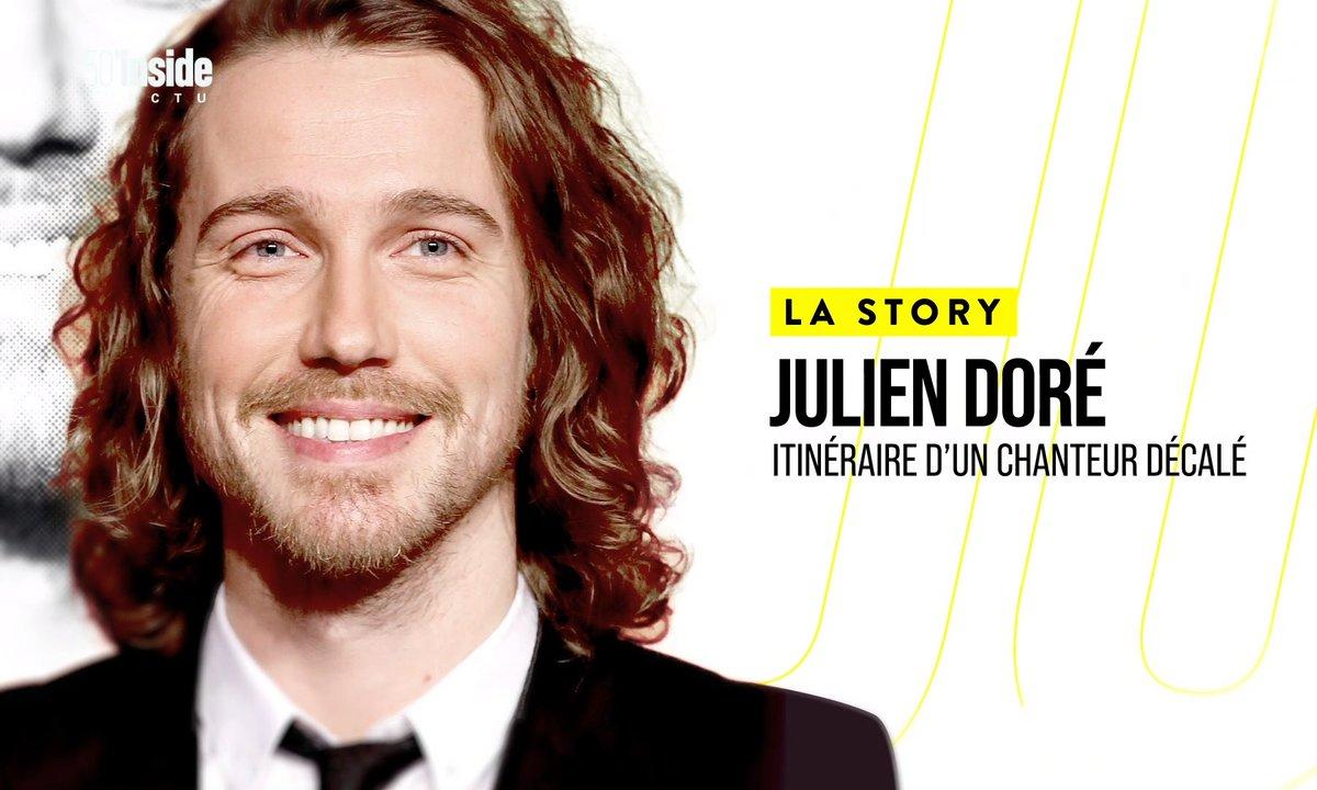 La Story : Julien Doré, itinéraire d'un chanteur décalé