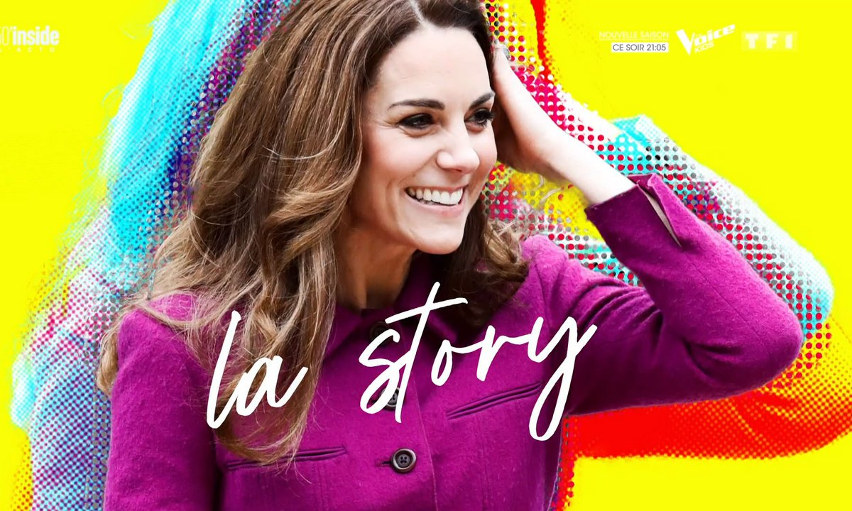 La Story : Kate Middleton, une future reine sous pression