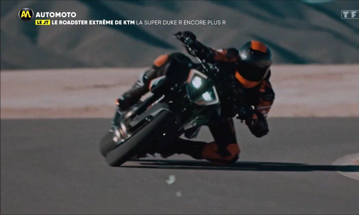 VIDEO - Le roadster le plus extrême de KTM