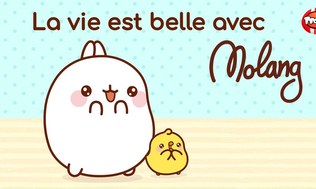 Molang - Compilation La vie est belle - My Best Friend