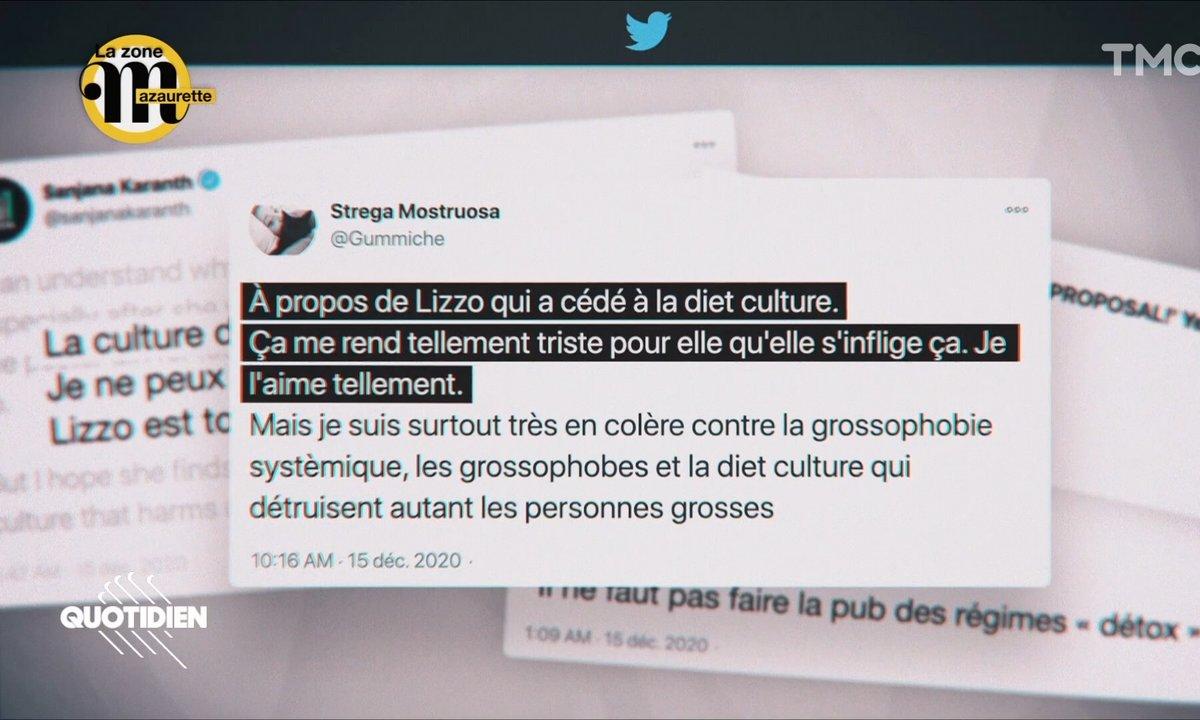 La zone Mazaurette: la détox de Lizzo fait polémique