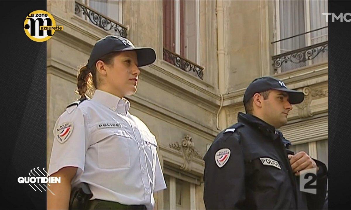 """La zone Mazaurette: les femmes de la police face à la """"virilité"""" obligatoire du métier"""