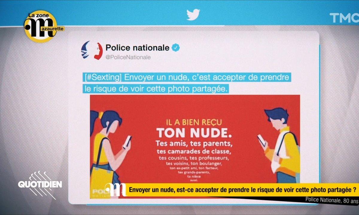 La zone Mazaurette : police partout, délice nulle part