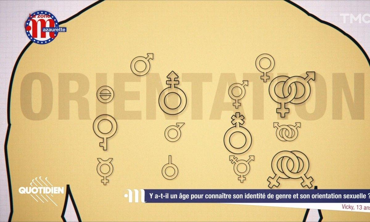 La zone Mazaurette spécial enfants et ados: à quel âge on connaît son identité de genre ou son orientation sexuelle ?