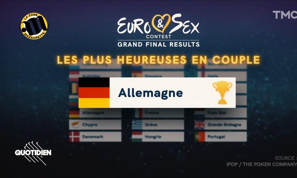 La Zone Mazaurette spéciale actu : les champions d'Europe du sexe