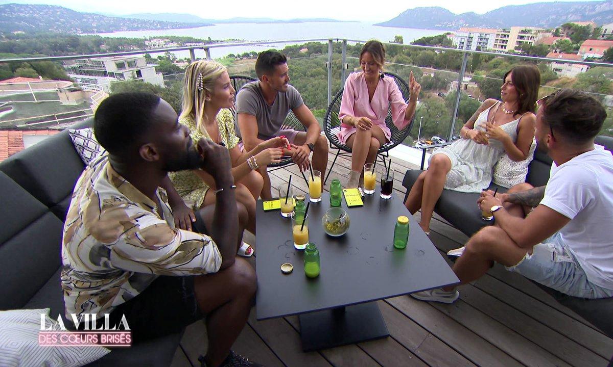 Les filles rencontrent leurs prétendants dans l'épisode 08