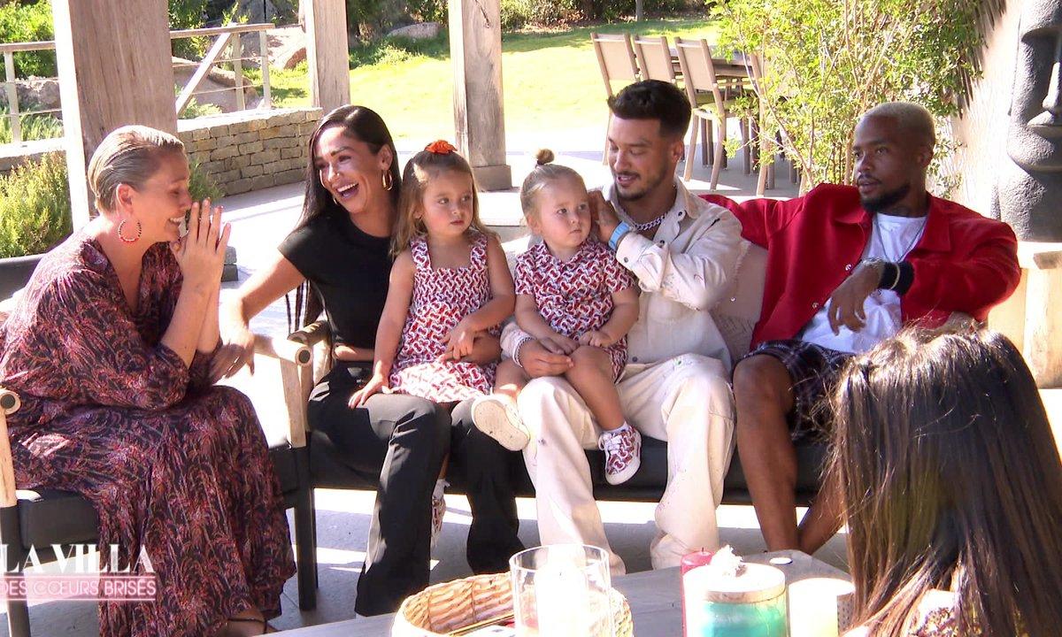 La JLC Family débarque dans la villa !