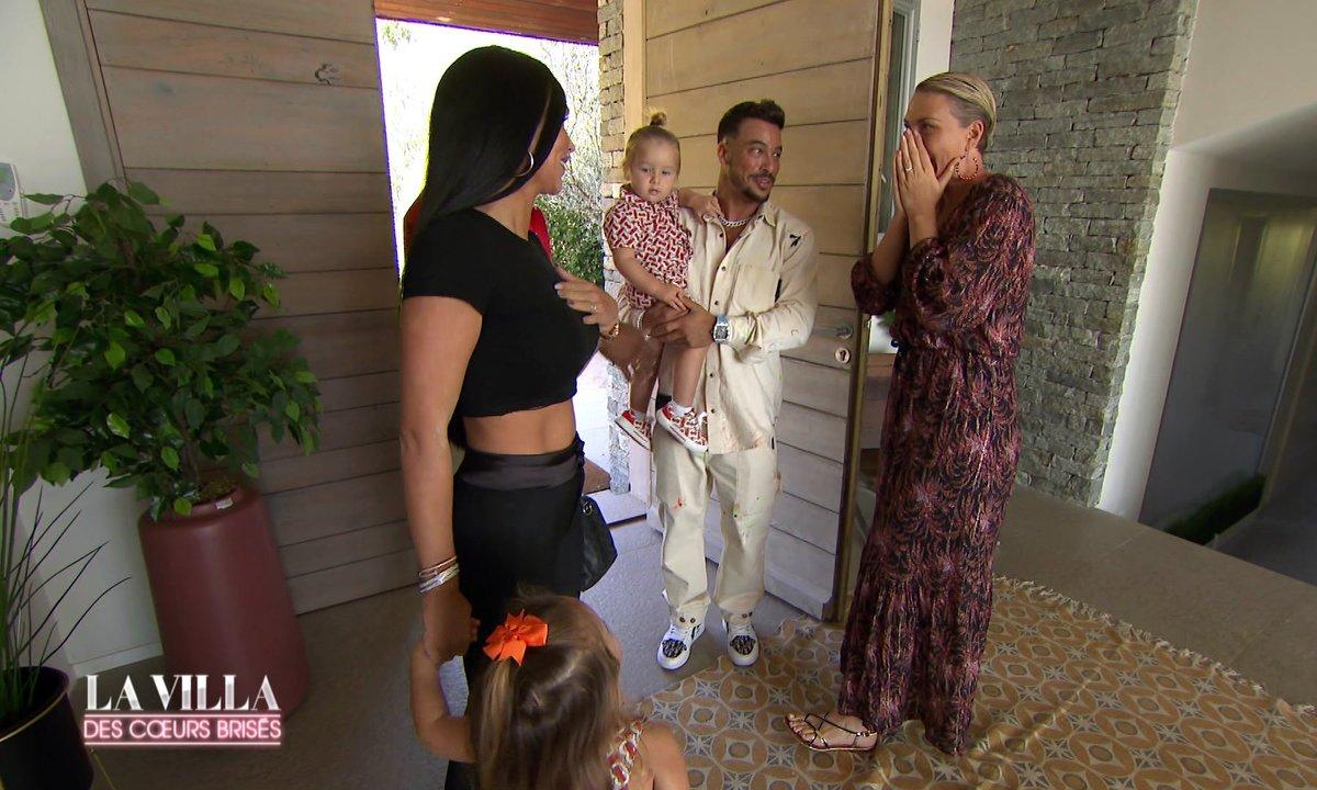 La JLC Family rend visite aux Coeurs Brisés dans l'épisode 56