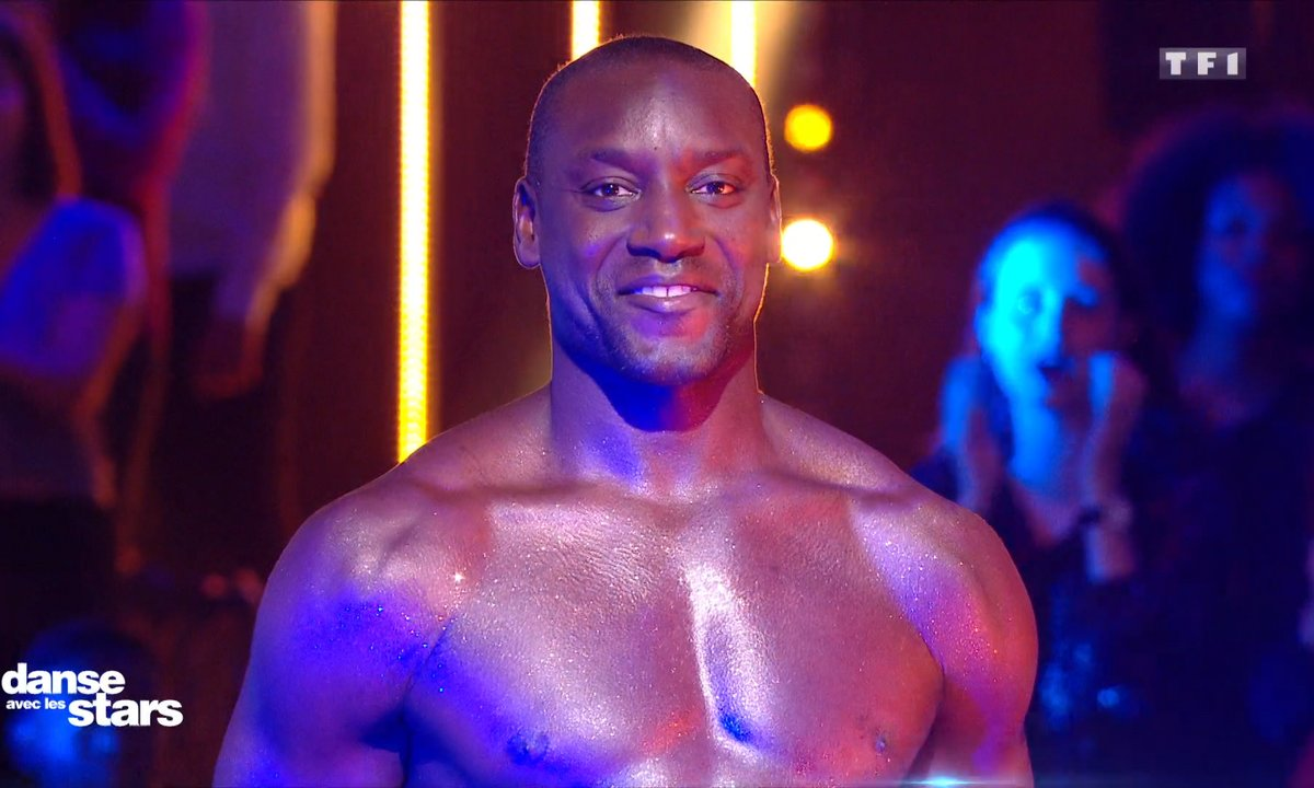 DALS - Ladji Doucouré et Inès Vandamme - Bollywood - Wes (Alone)
