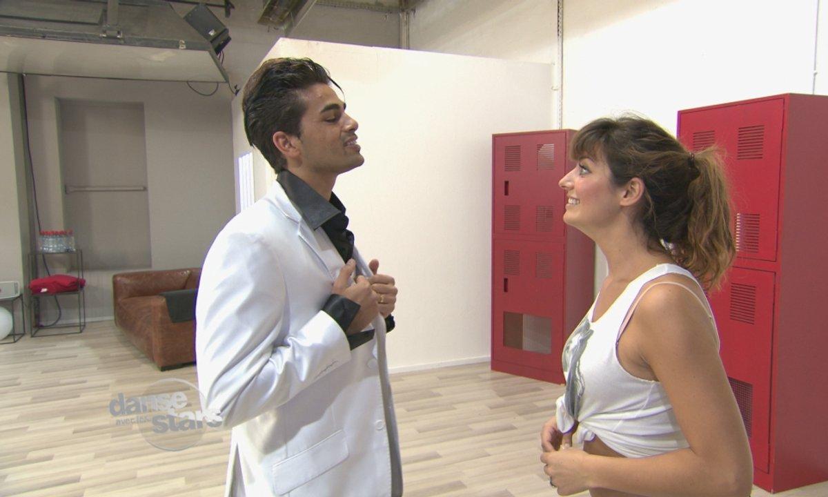 #DALS Répétitions : Laetitia Milot a la fièvre du samedi soir…