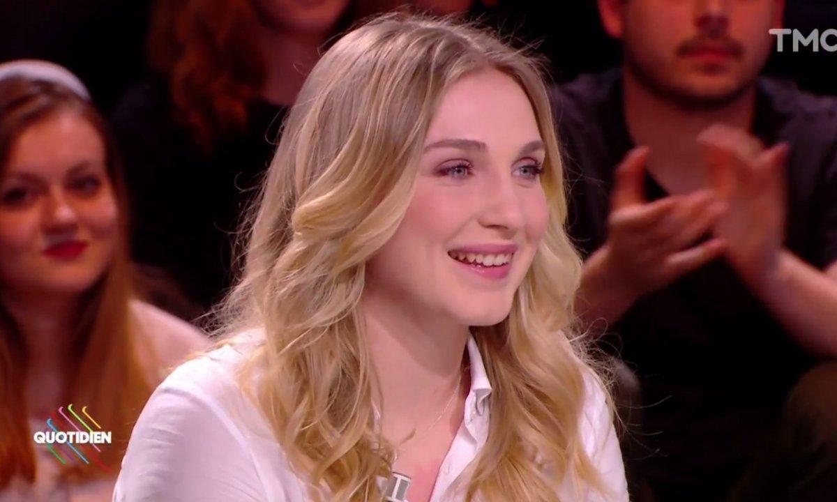 """Invitée : Laëtitia Clément est """"Luna"""""""