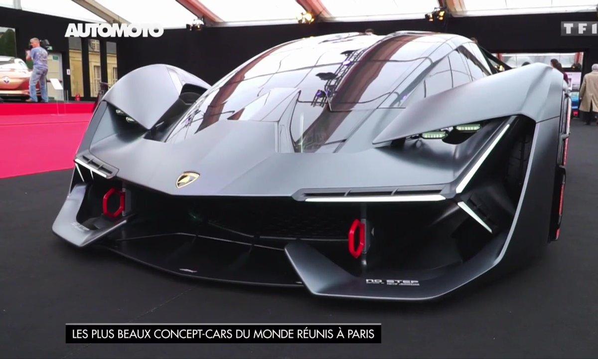 Festival Automobile Internationale : la sublime Lamborghini Terzo Millennio concept