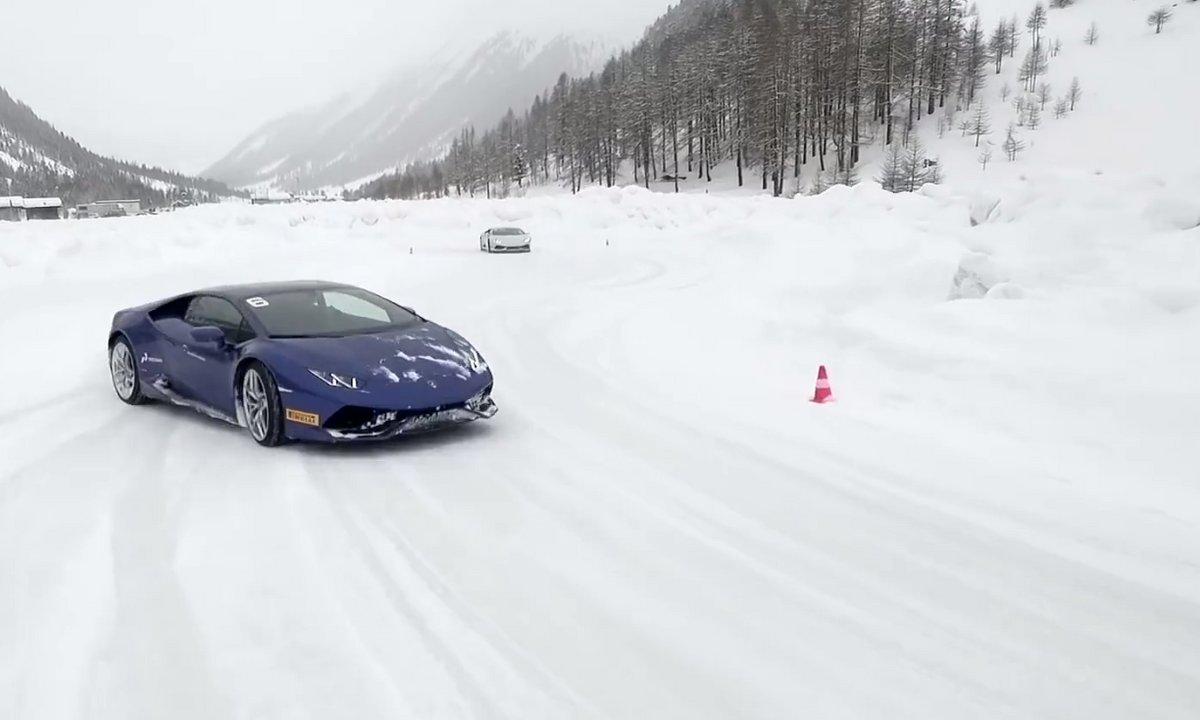 Lamborghini : rétrospective de l'année 2015