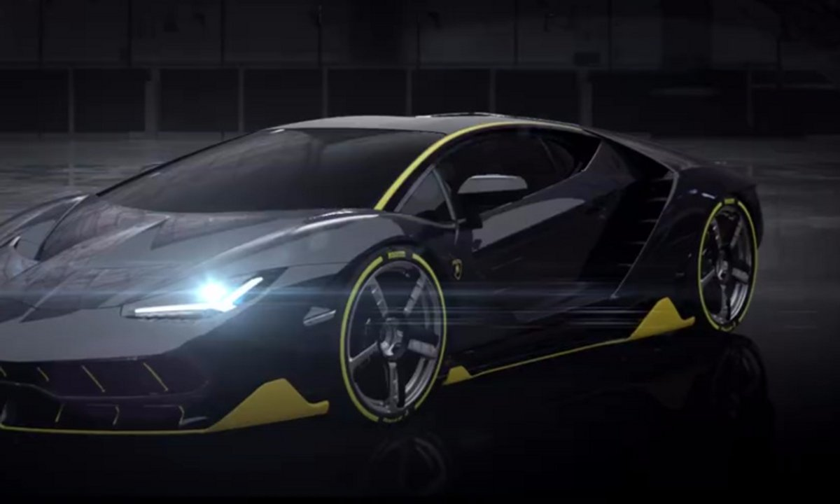 "Lamborghini Centenario LP 770-4 2016 : ""la perfection forgée"""