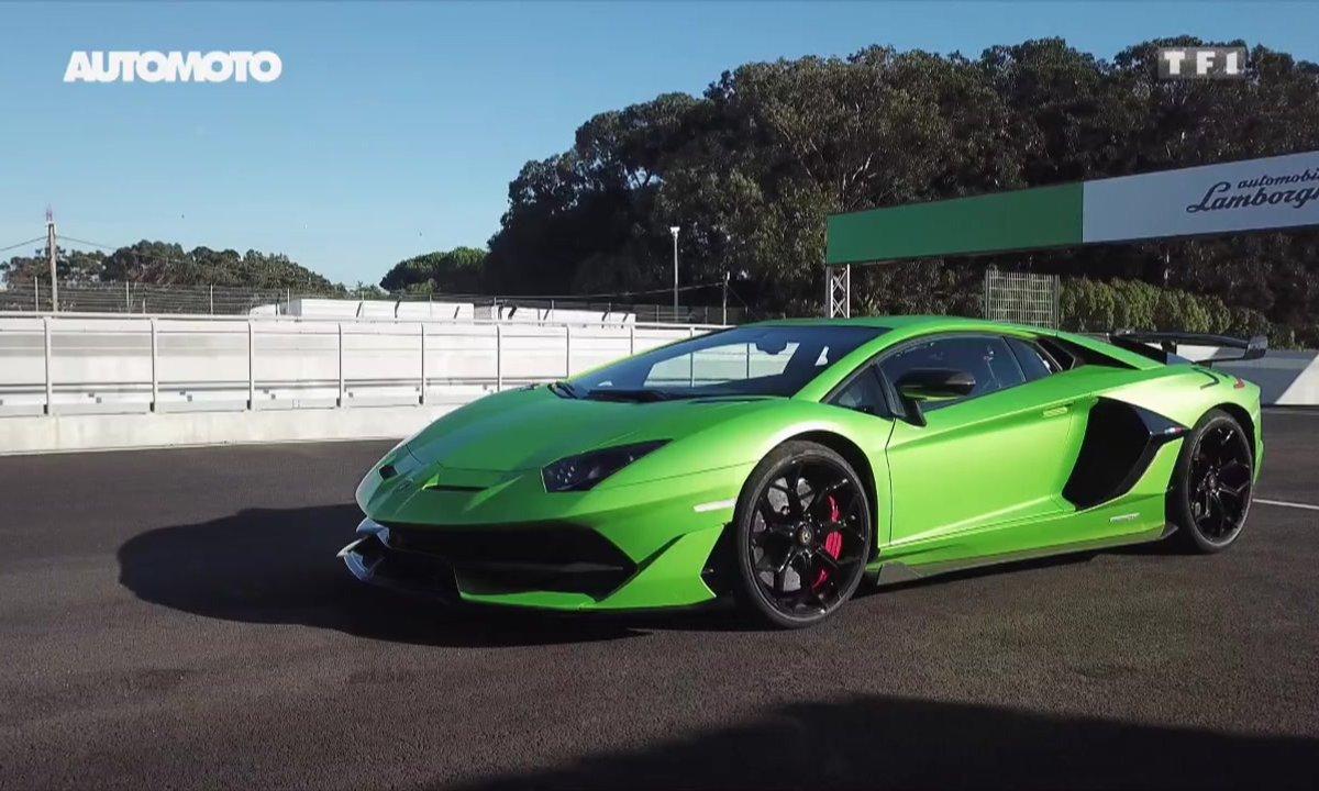 Lamborghini Aventador SVJ : La Supercar ultime