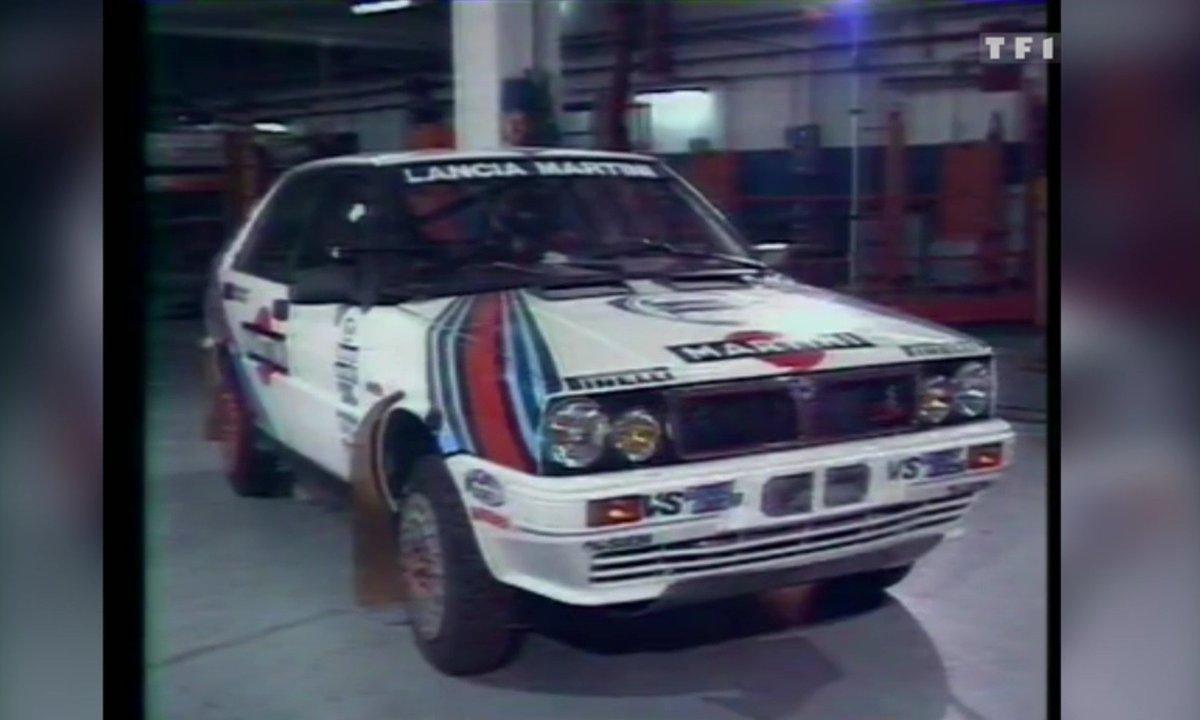 Les voitures du Groupe A, nouvelle catégorie reine du Rallye – Automoto 22 novembre 1986