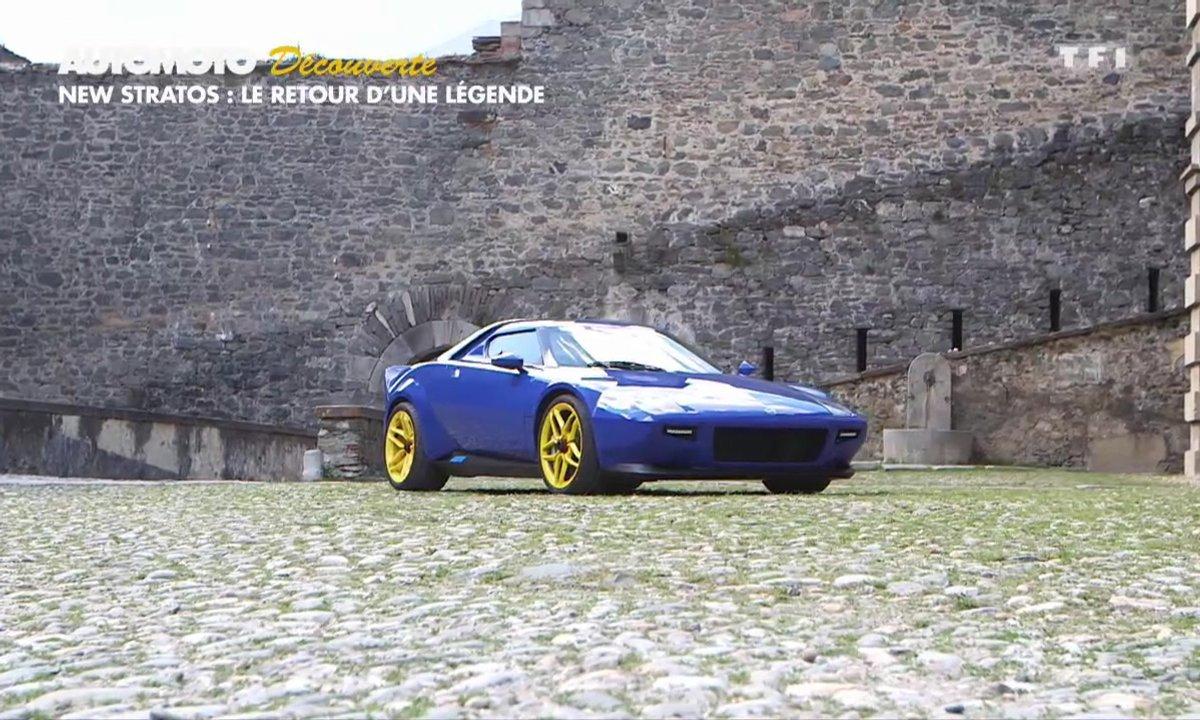 Découverte - New Stratos, le retour d'une légende