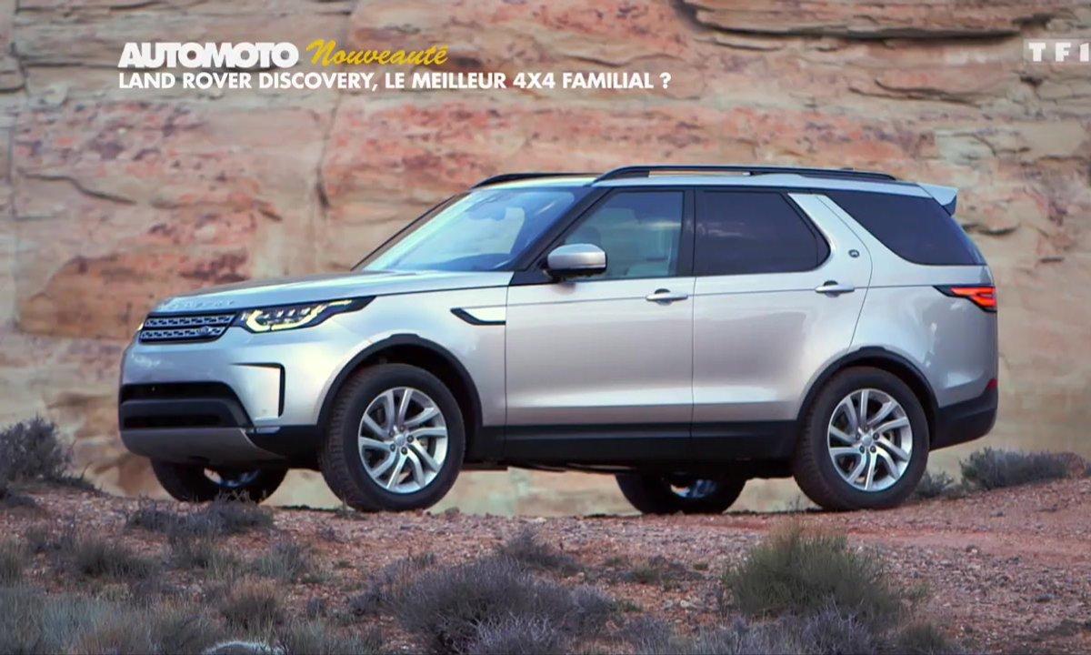 Nouveautés : Le nouveau Land Rover Discovery