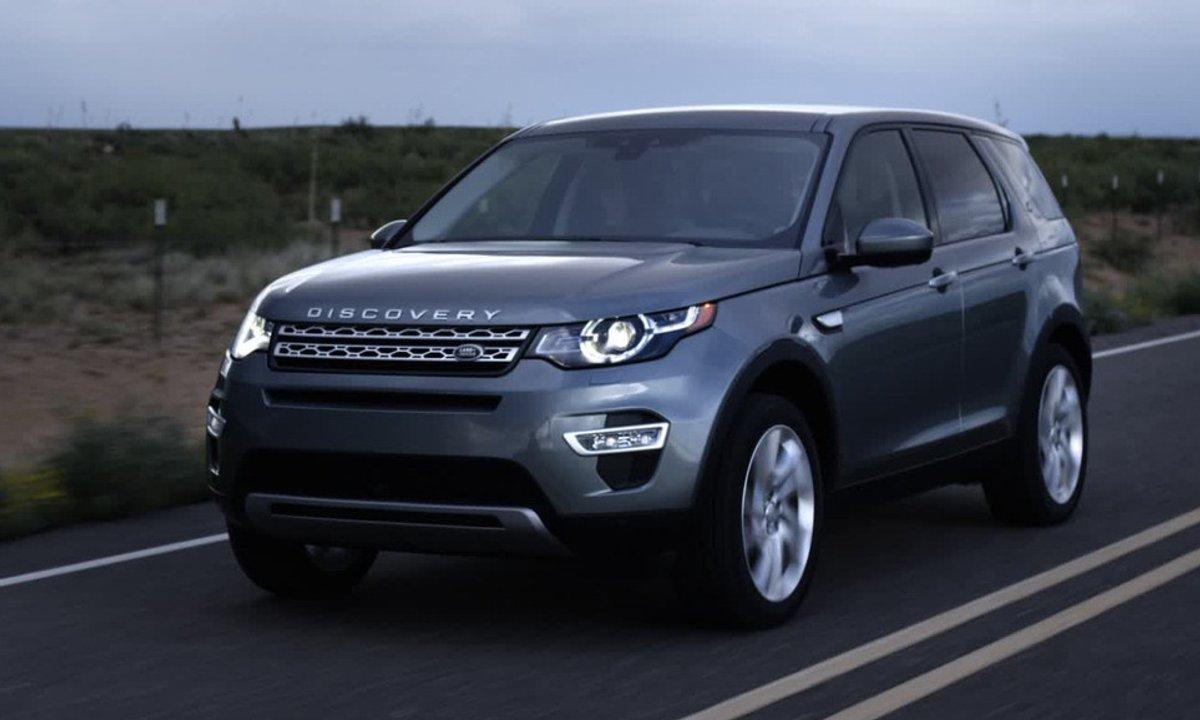 Land Rover Discovery Sport 2015 : présentation officielle