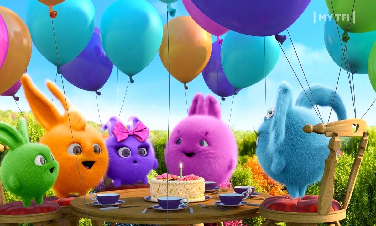 Sunny bunnies - S01 E10 - L'anniversaire