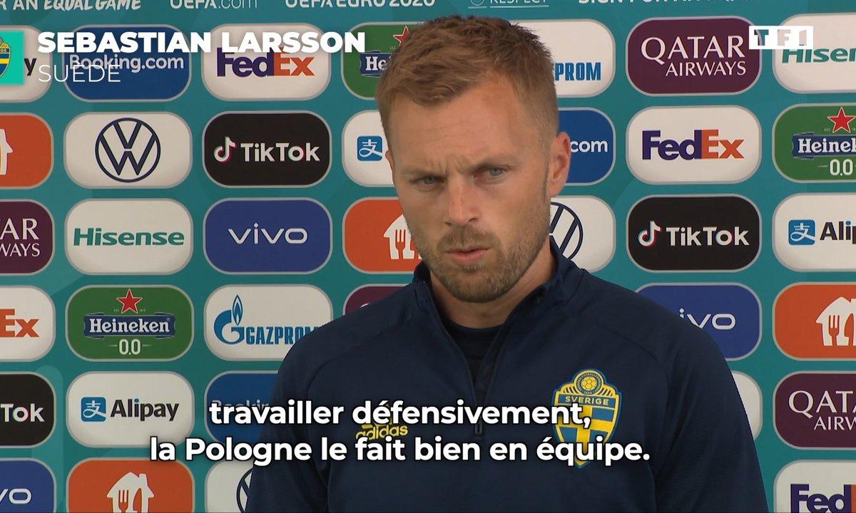 """Larsson : """"On ne peut pas se reposer sur nos lauriers"""""""