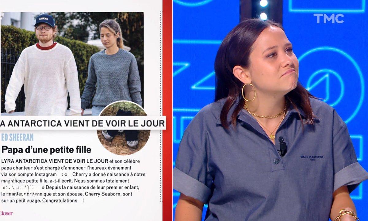 Laura Fel'point : l'enfant-paquebot d'Ed Sheeran, la désillusion de Jean-Edouard et la copine-cabine de Brad Pitt