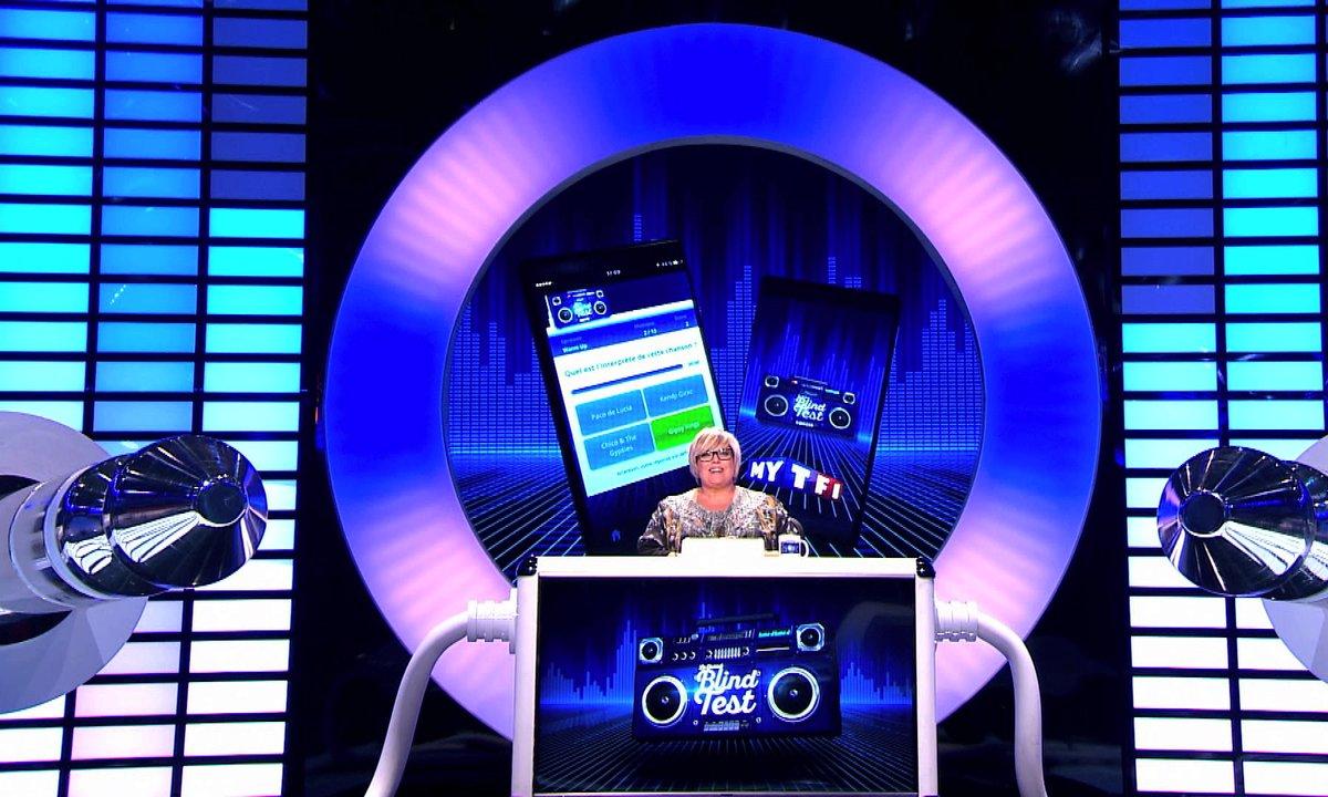 Jouez au Grand Blind Test sur MYTF1, une émission totalement interactive !