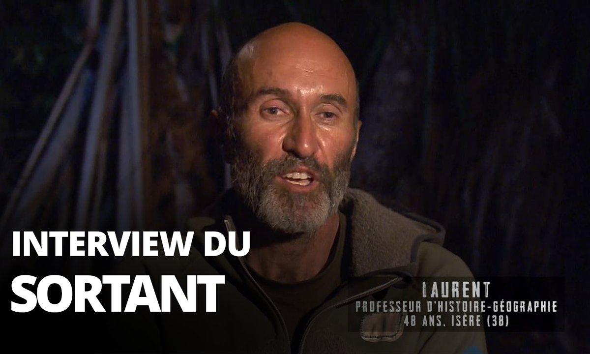 """Koh-Lanta du 6 novembre 2020 - Laurent, éliminé : """"je ne suis pas stratège"""""""
