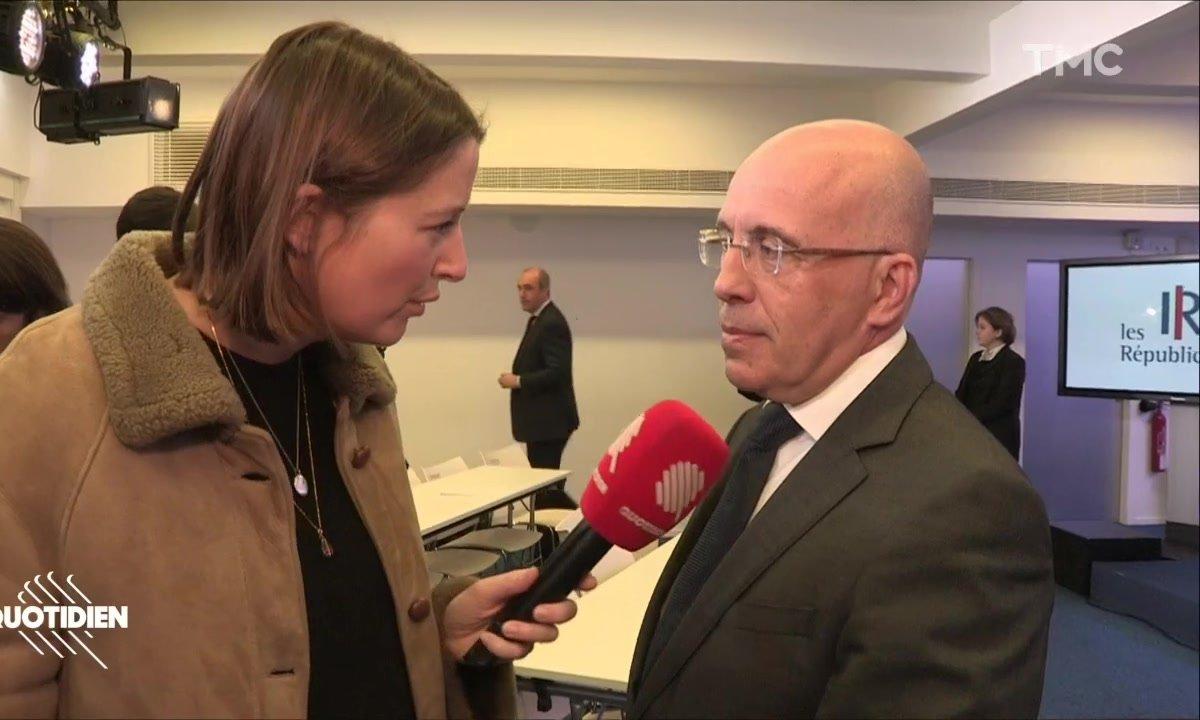 Laurent Wauquiez et l'eugénisme: chez LR, il y a ceux qui n'assument pas...  et les autres