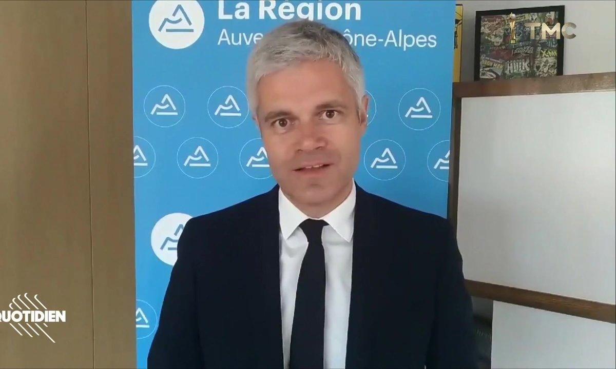 Laurent Wauquiez : ma région Bouche-Trous