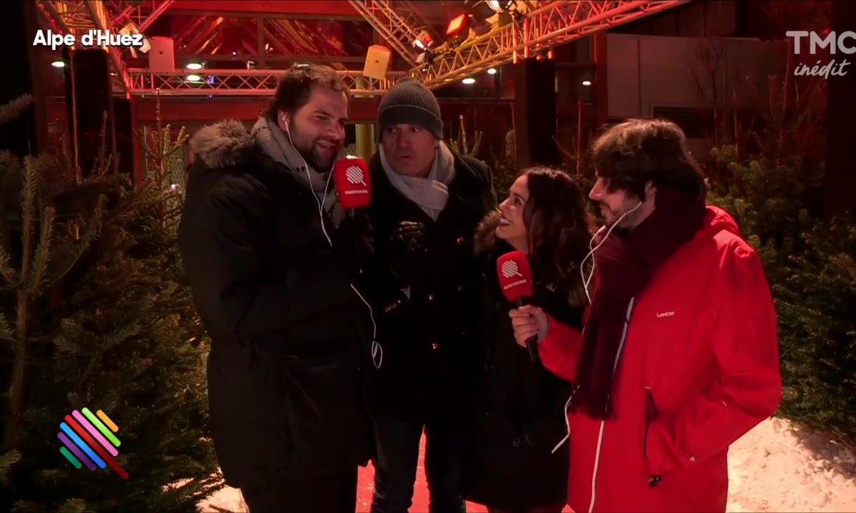 Laurent Weil coach de Red Carpet pour Eric et Quentin