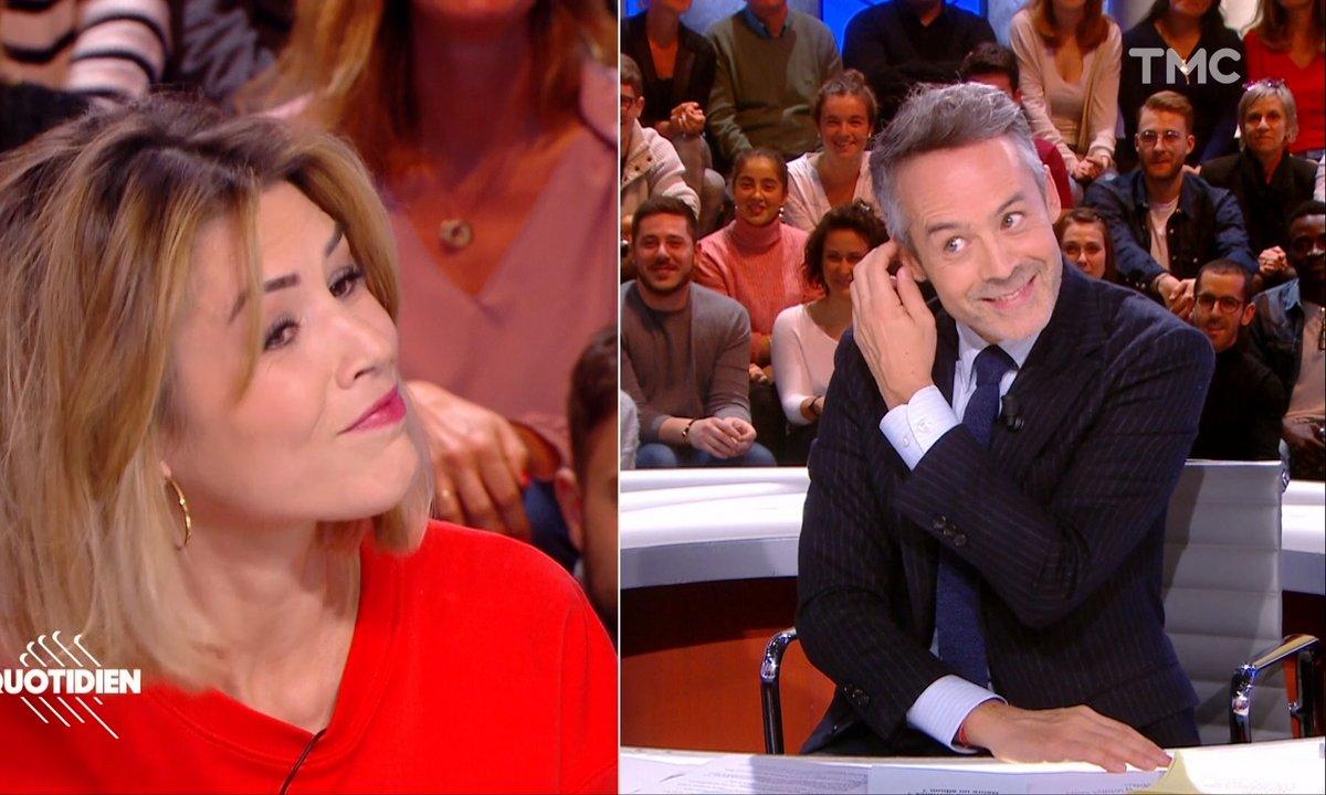 Laurie Péret a écrit une petite chanson pour Yann Barthès