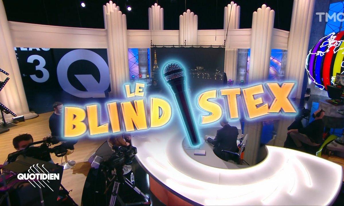 Le Blind Stex: saurez-vous deviner ce que chantonne Jean Castex ?