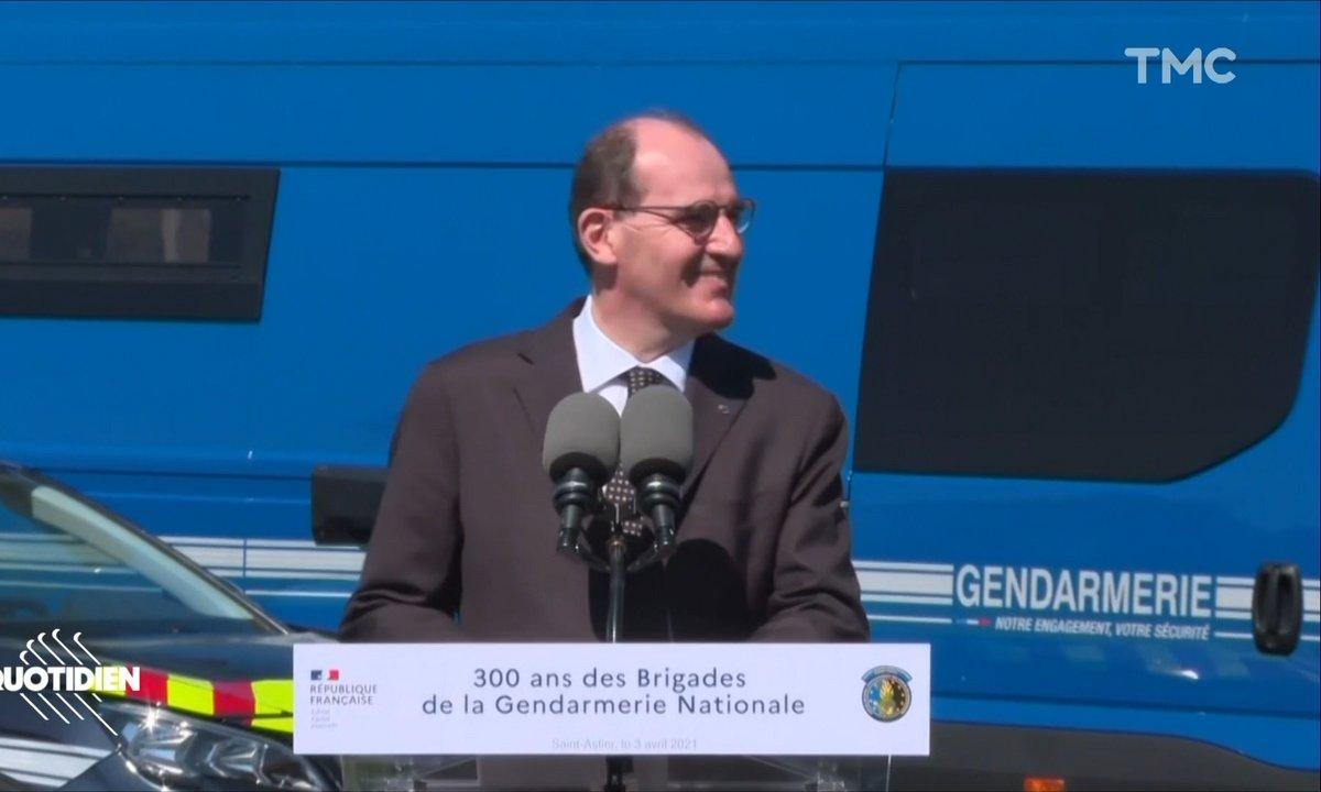 Le Blind Stex spécial 300ème anniversaire de la Gendarmerie