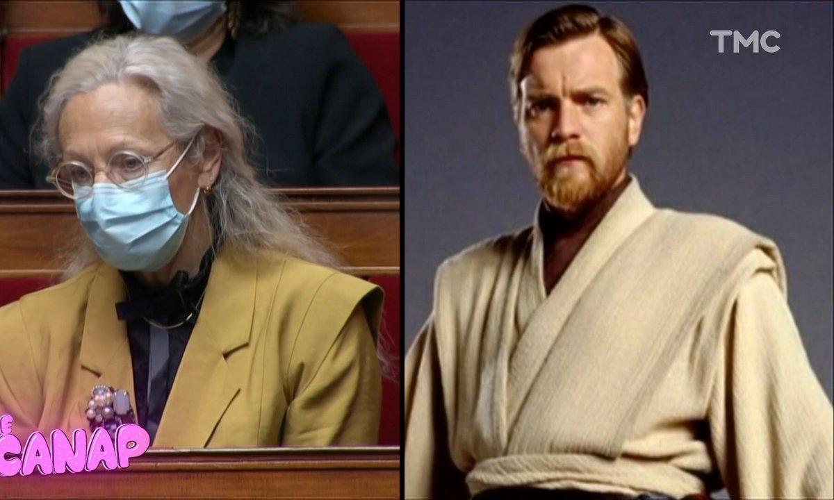 Le Canap - Vu chez les Foufous de l'Assemblée: un Jedi, un vrai