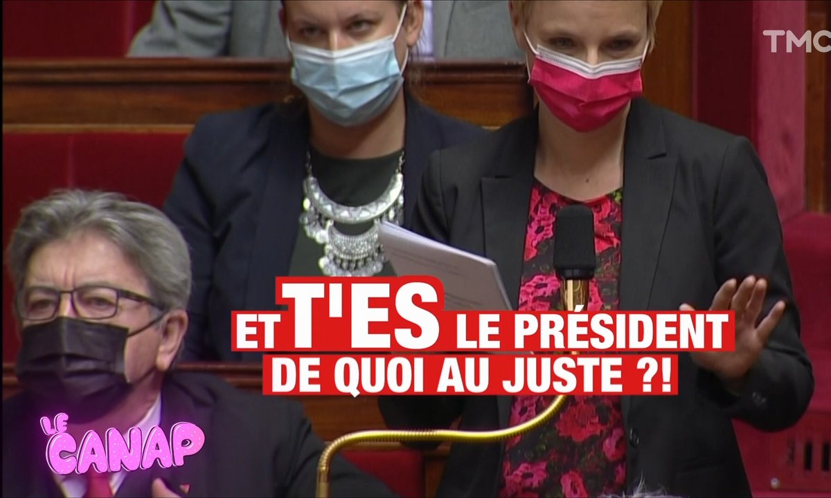 Le Canap : vu dans les Foufous de l'Assemblée, le gros clash entre Jean-Luc Mélenchon et Richard Ferrand