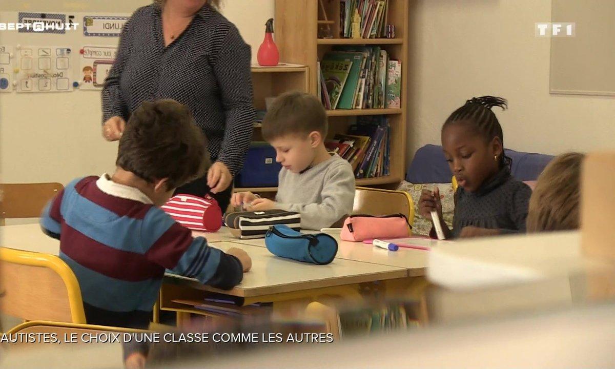 Le combat d'un couple pour scolariser ses enfants autistes