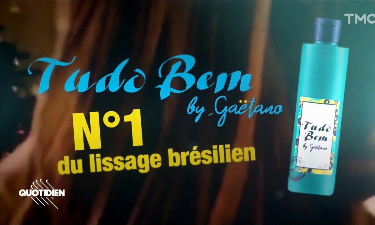 Le déplacement de Marlène Schiappa, sponsorisé par le Lissage Brésilien by Gaetano