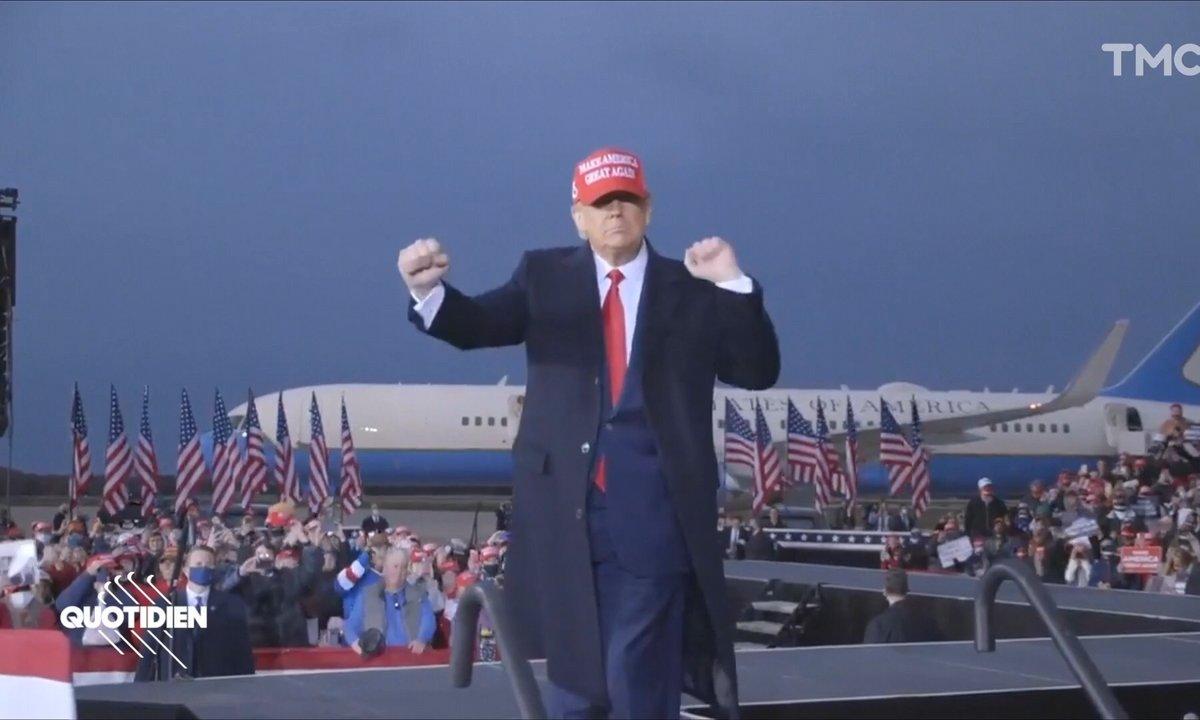 Le dernier clip très, très gênant de Donald Trump