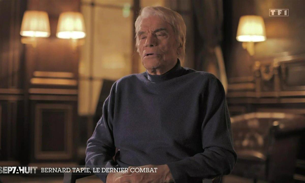 Le dernier combat de Bernard Tapie