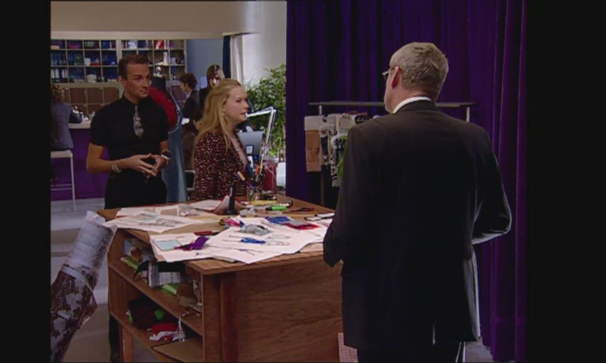 Le destin de Lisa - S01 E16
