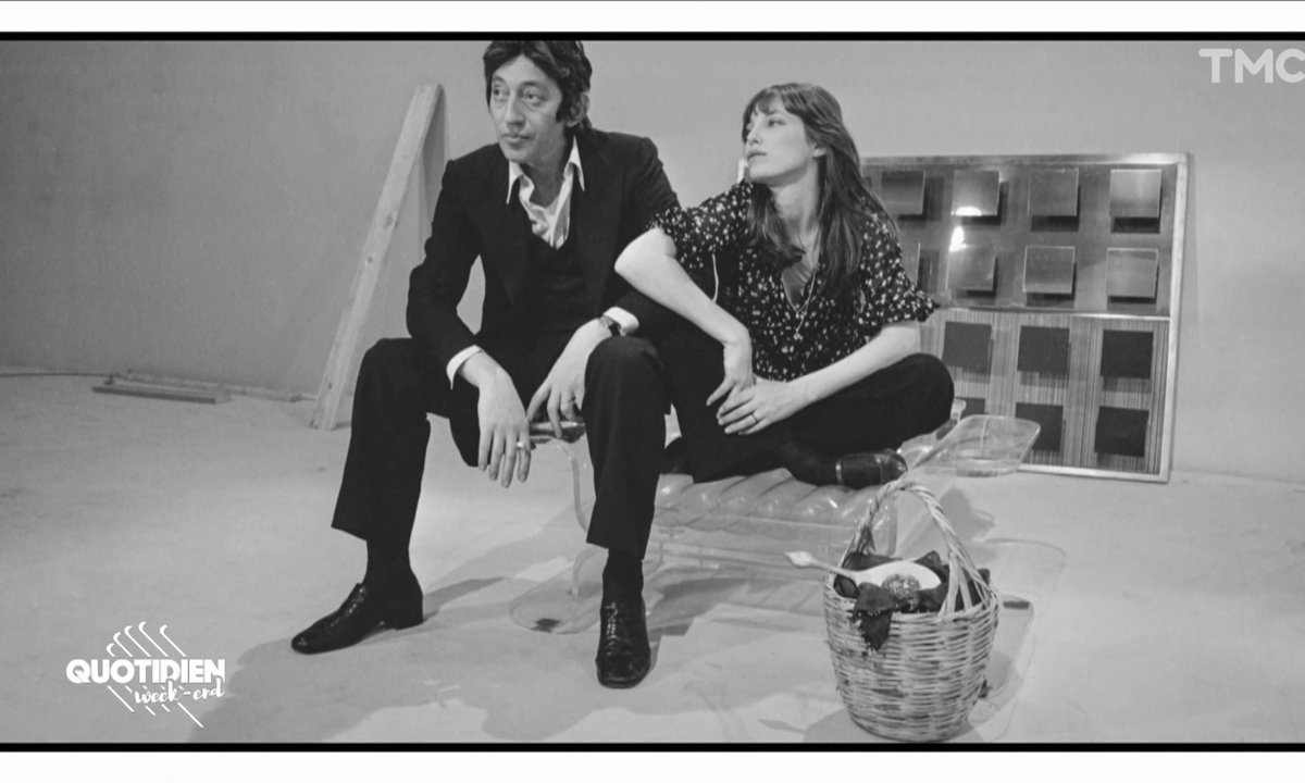 Le Flash Mode spécial de Jane Birkin & Etienne Daho