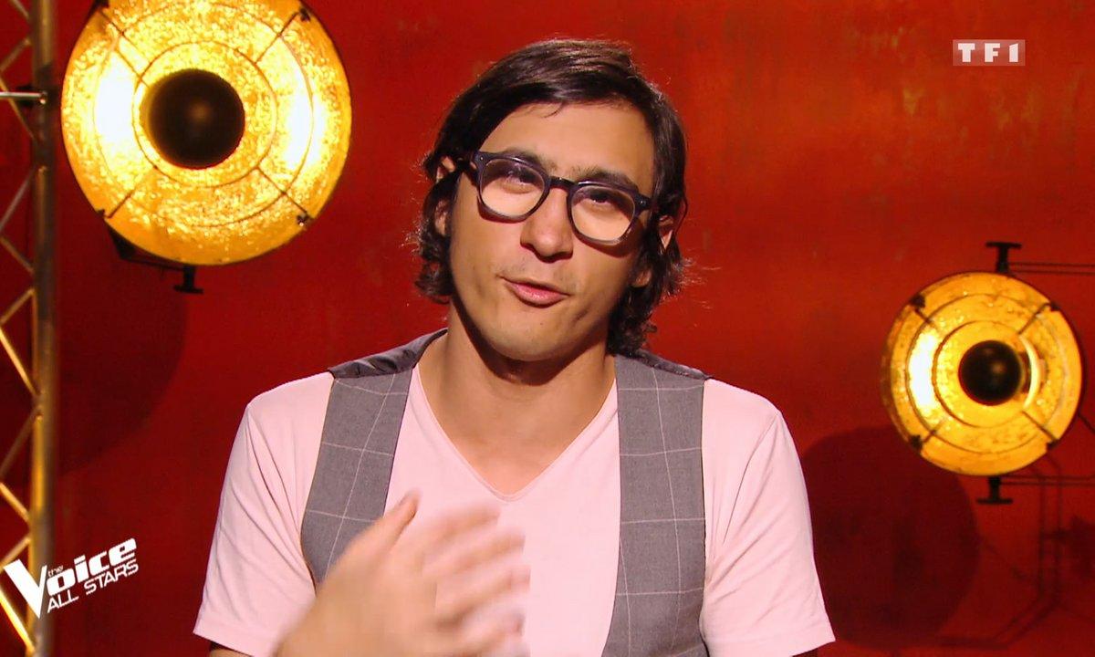 The Voice All Stars – Le fugueux Vincent Vinel est de retour. Découvrez son portrait !