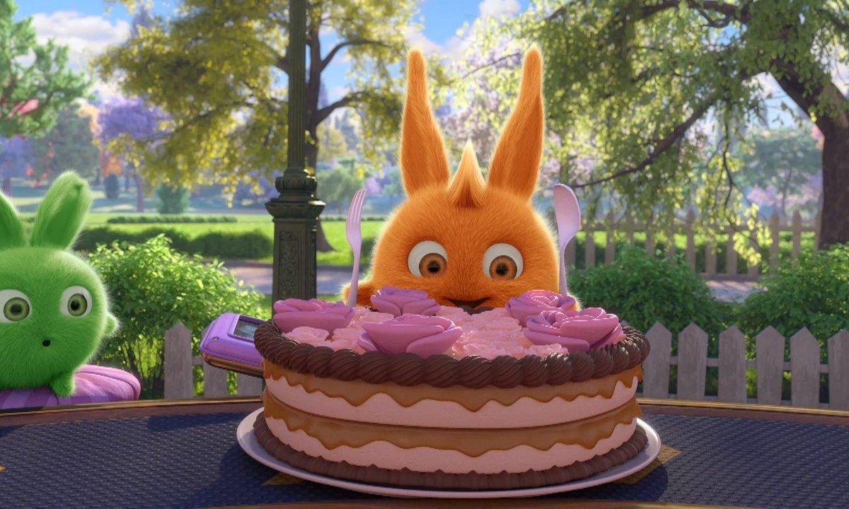 Sunny bunnies - S02 E08 - Le gâteau insaisissable